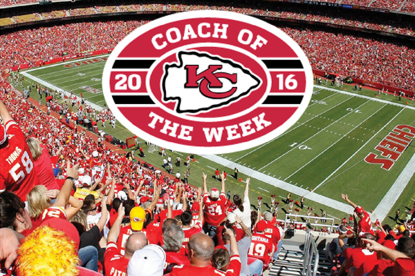 Allie, Orrick named Chiefs Coaches of the Week