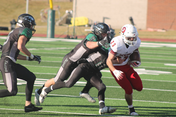 Staley's season ends in Class 5 semifinals