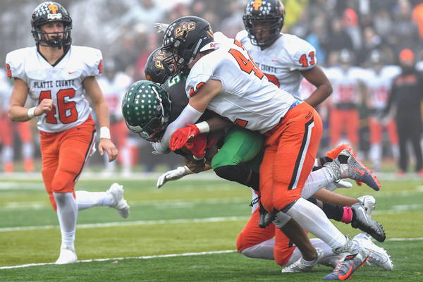 Platte County grinds its way into title game