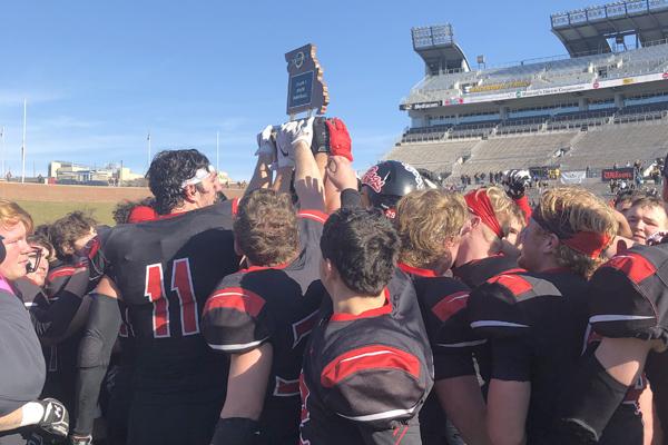 Odessa wins Missouri Class 3 title