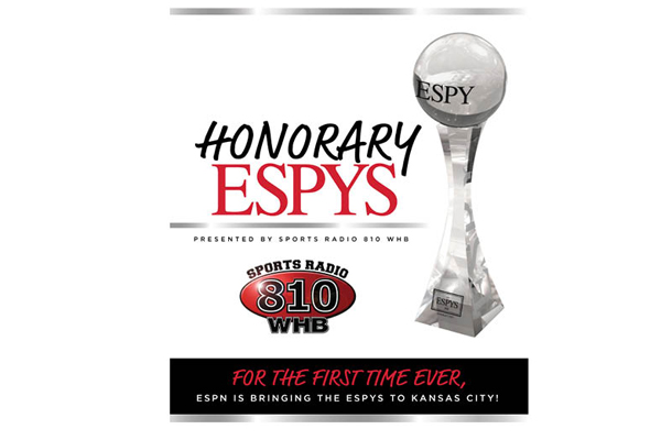 ESPYS coming to KC