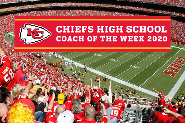 Husky, Warrior honored by Chiefs