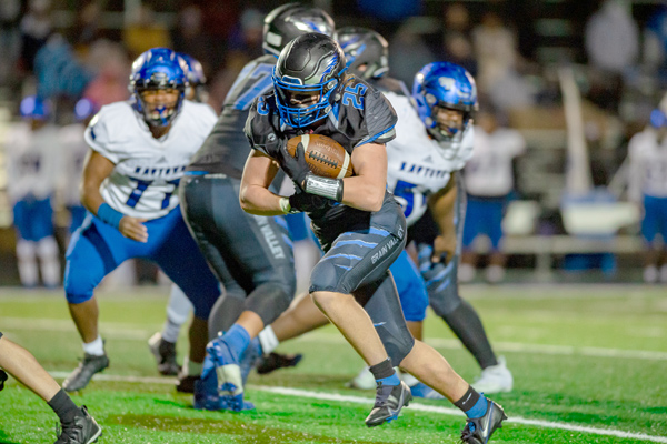 Grain Valley gets big win over Raytown