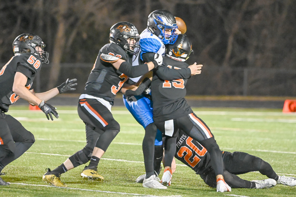 Platte County edges Grain Valley