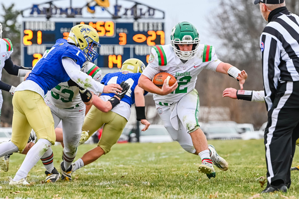 Mid Buch beats Penney to move to Class 1 semis