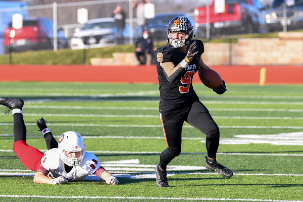 Platte County falls to Jackson in title game