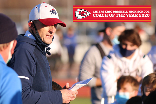 St. James Radke is Chiefs Coach of the Year