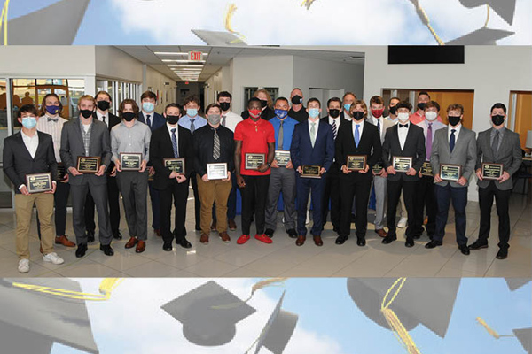Scholar Athletes Honored